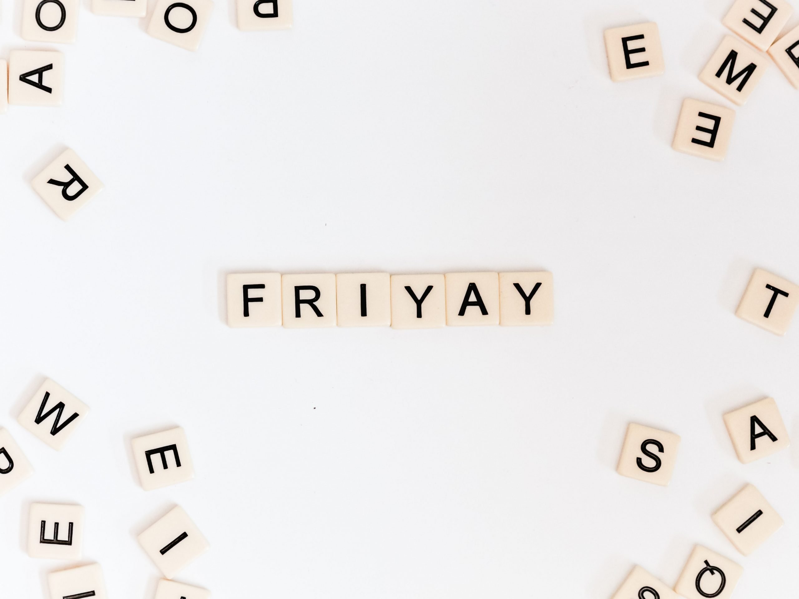 TGIF is Dead: The Moment I Decided to Stop Living for the Weekend